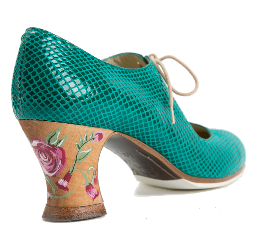 The finest handmade flamenco dance shoes