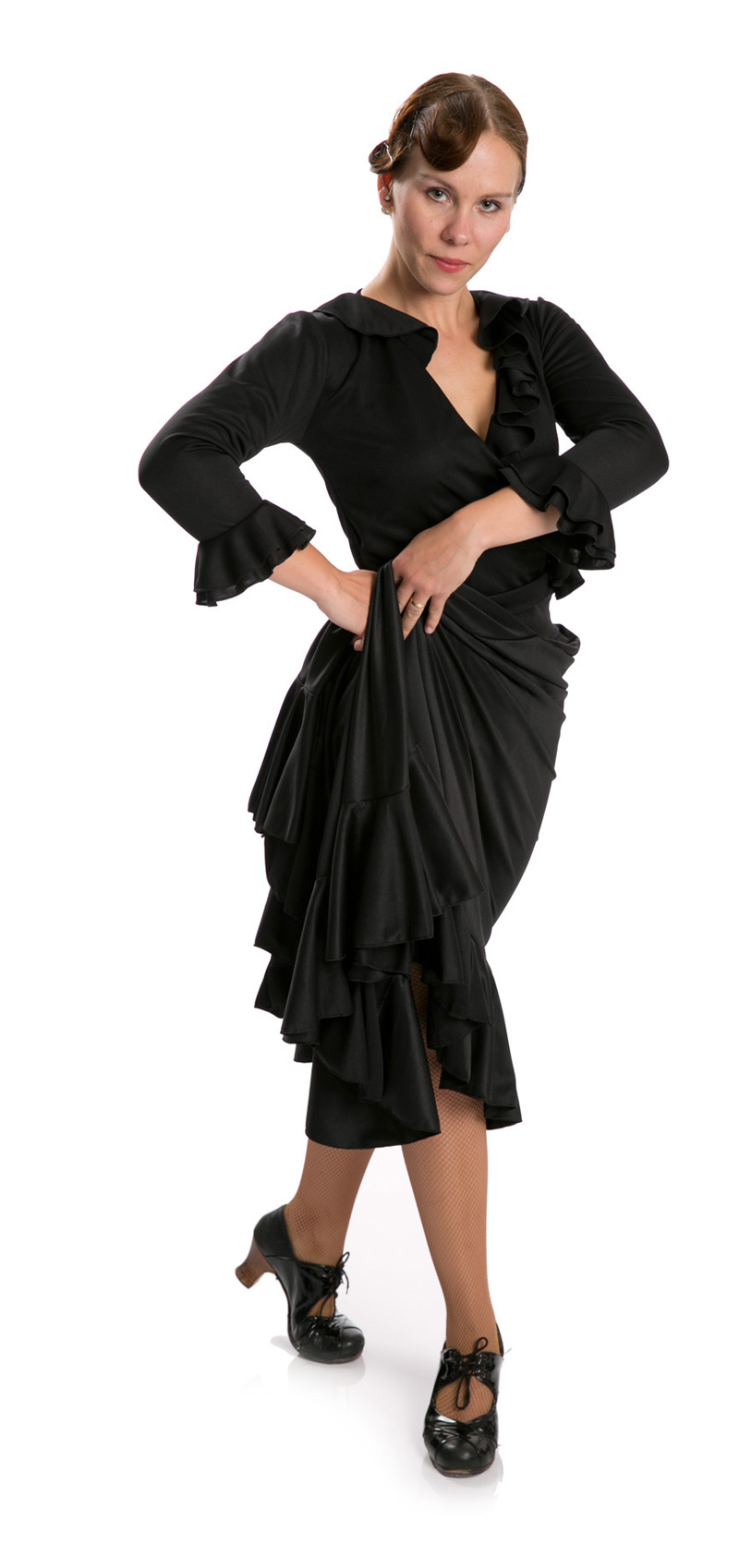Flamenco Dance Skirt Amateur