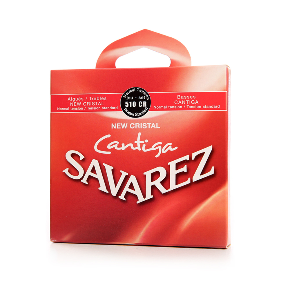 Savarez guitar strings 510 CR normal tension