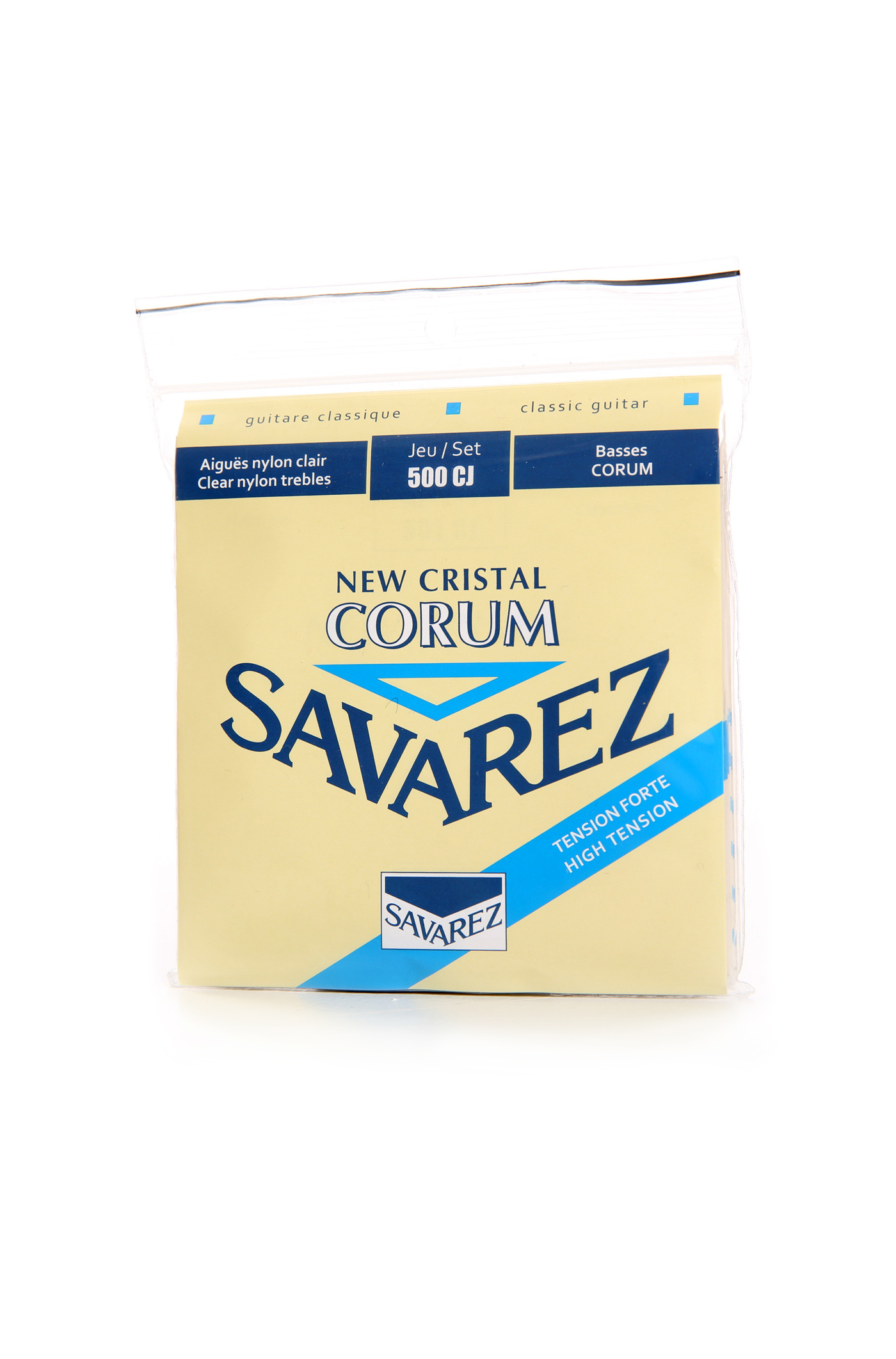 Savarez guitar strings 500 CJ high tension