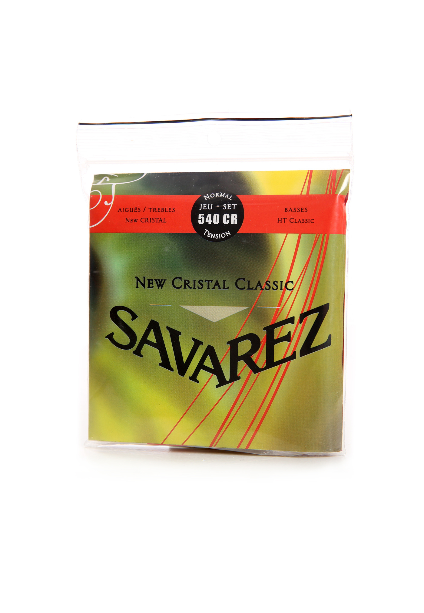 Savarez guitar strings 540 CR normal tension