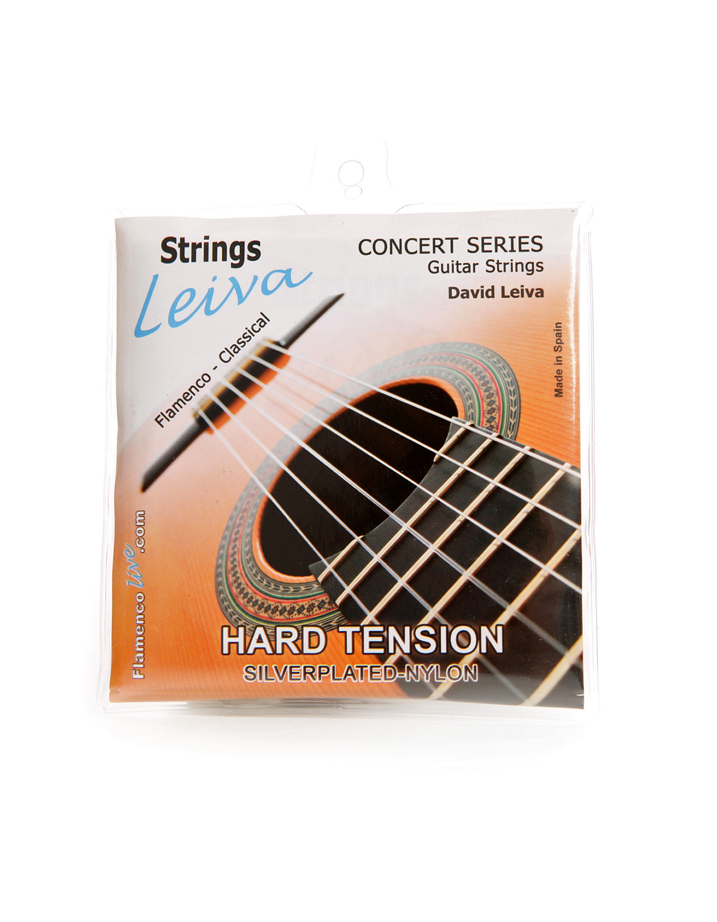 leiva guitar strings hard tension strings la sonanta flamenco. Black Bedroom Furniture Sets. Home Design Ideas
