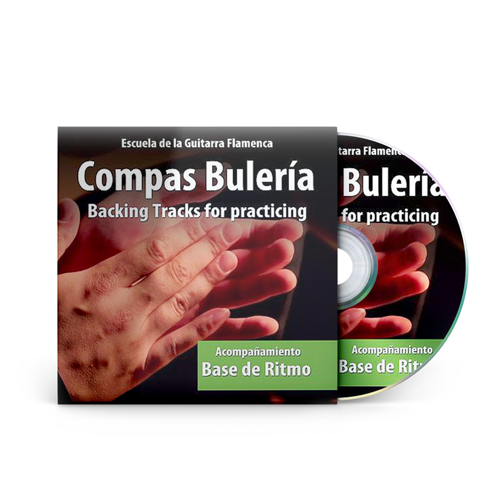 Compas Buleria backing tracks