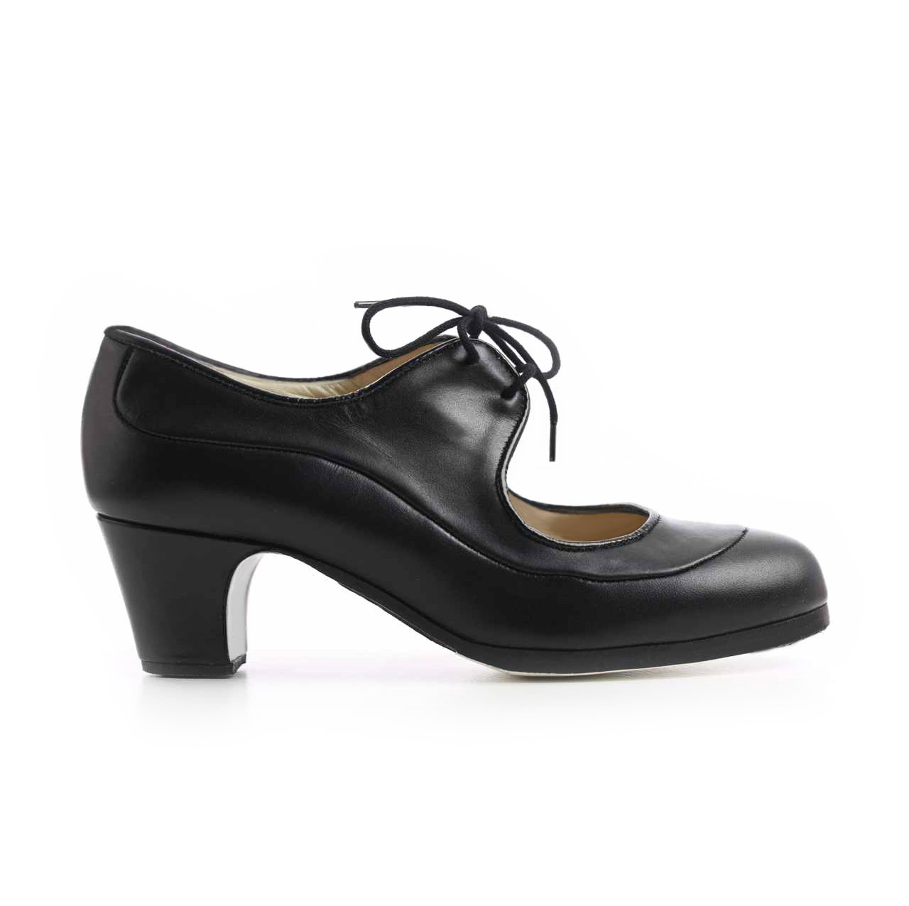 Flamenco dance Shoe Angelito Black