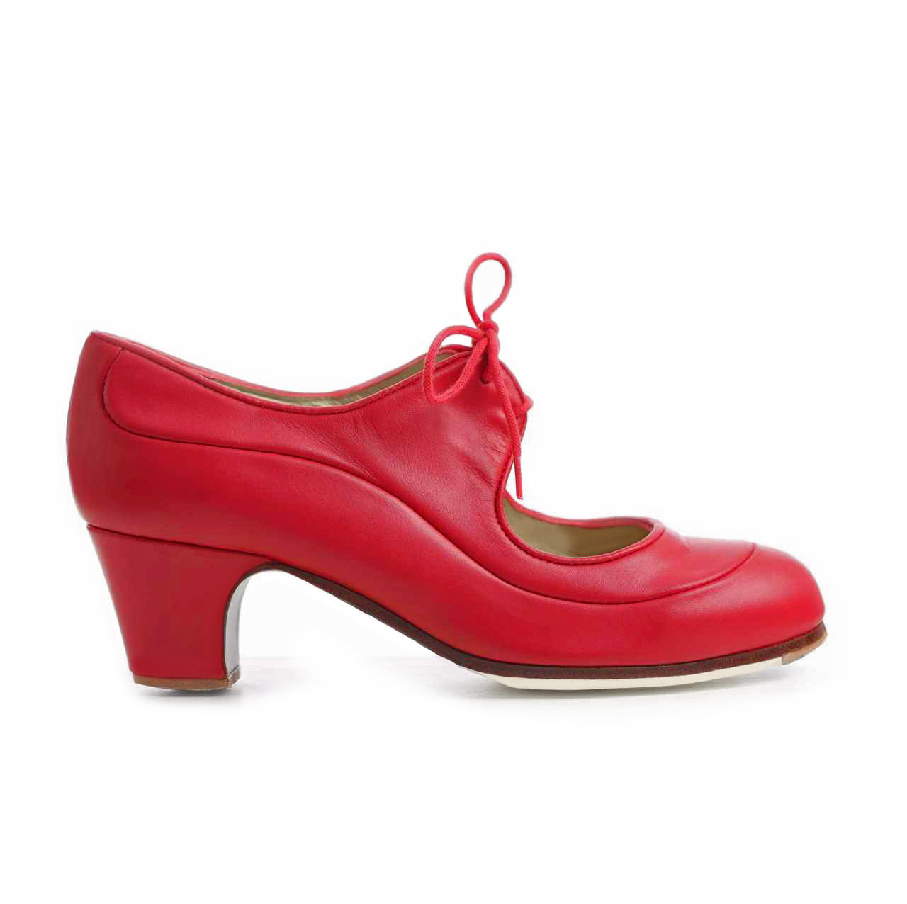 Flamenco dance Shoe Angelito Red