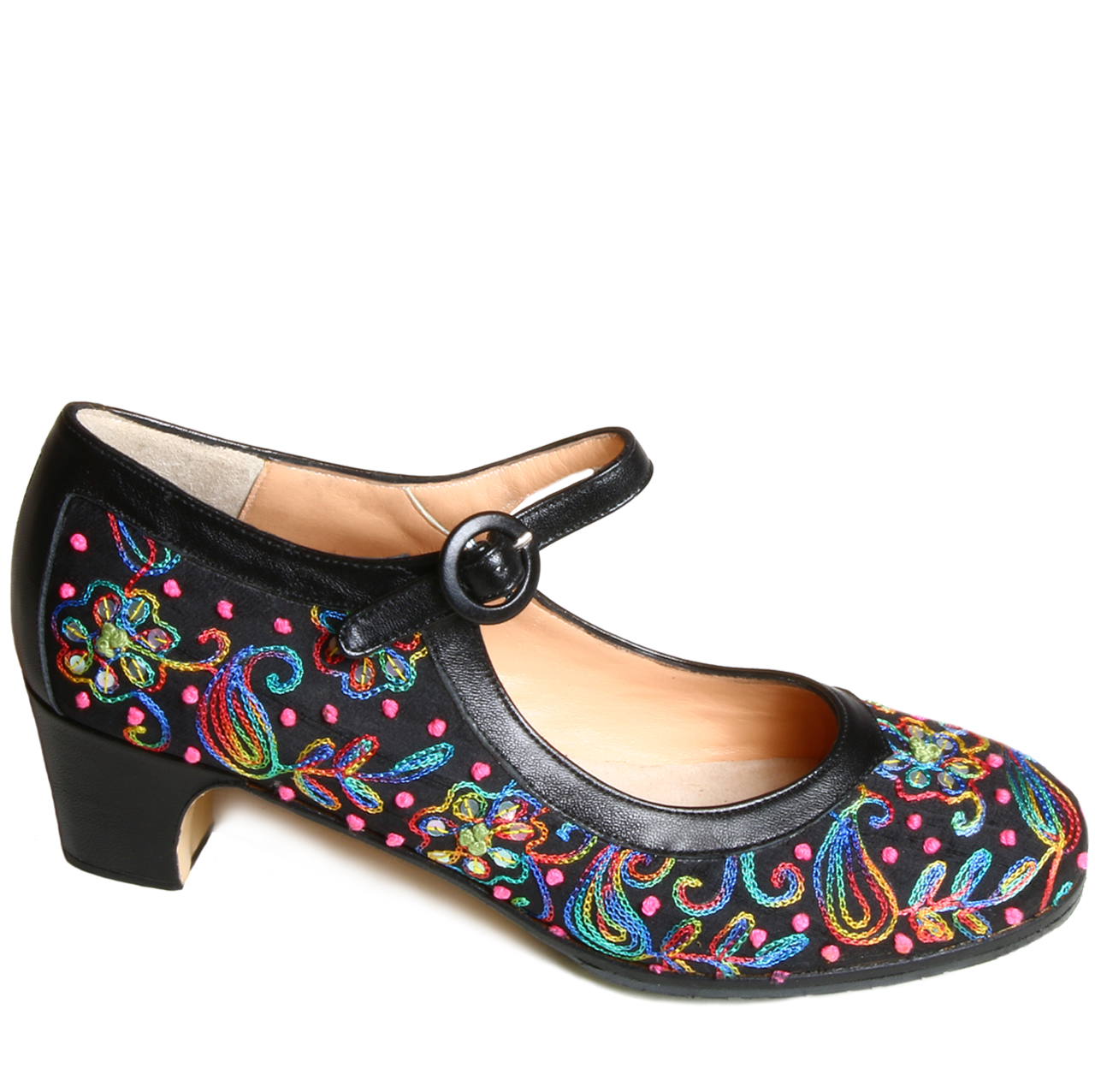 Flamenco shoe Luna