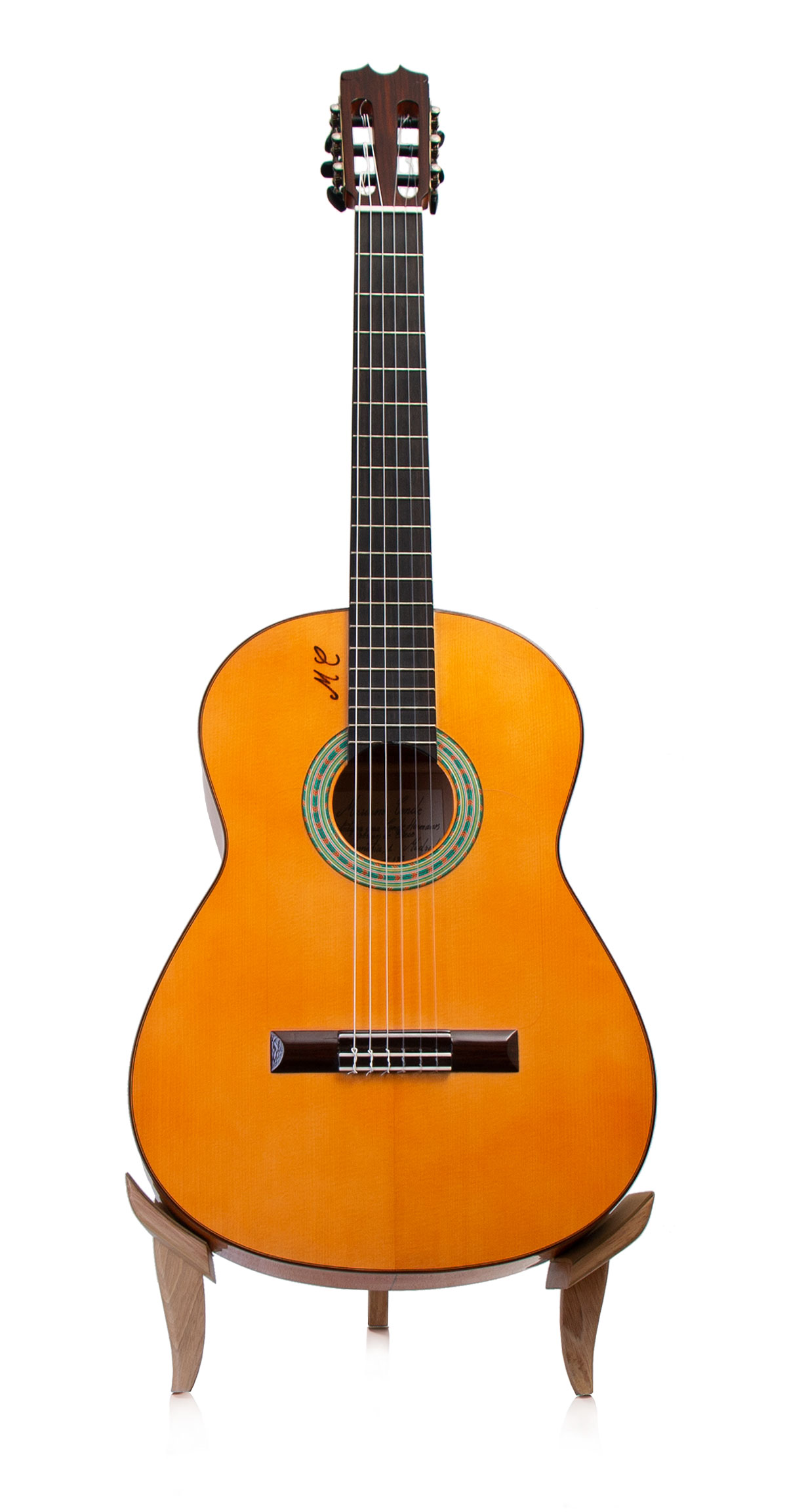 Conde flamenco guitar