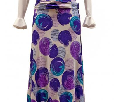 Flamenco Dance Skirt Triana V Flower