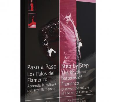 Flamenco dance classes tango DVD