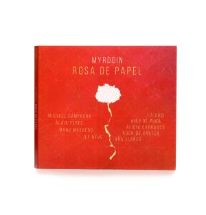 Myrddin - Rosa de Papel CD