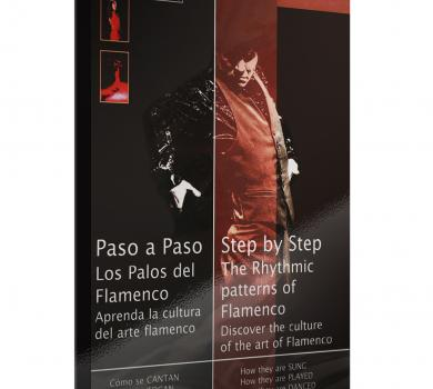 Flamenco dance classes Rumba DVD