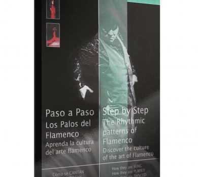 Flamenco dance classes Siguiriya DVD