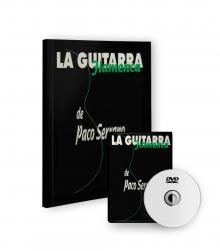 Paco Serrano flamenco guitar classes book DVD