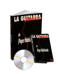 Pepe Habichuela flamenco guitar classes book DVD