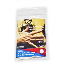 Refill large size L Hard nails