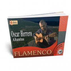 0scar Herrero guitar score book + CD